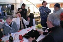 3 Tischzaubereien am Dorffest