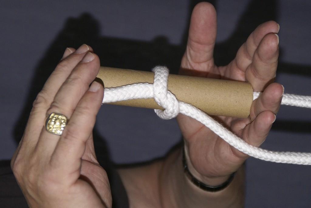 Der verschwindende Knoten